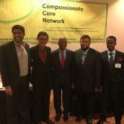 WFC members at 2018 CCN dinner with Jesse White.jpg